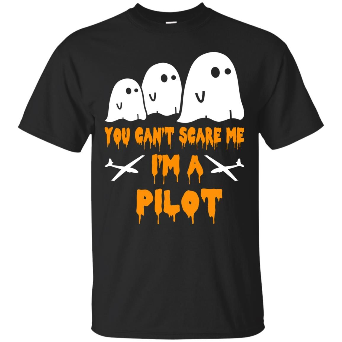 image 644 - You can't scare me I'm a Pilot shirt, hoodie, tank