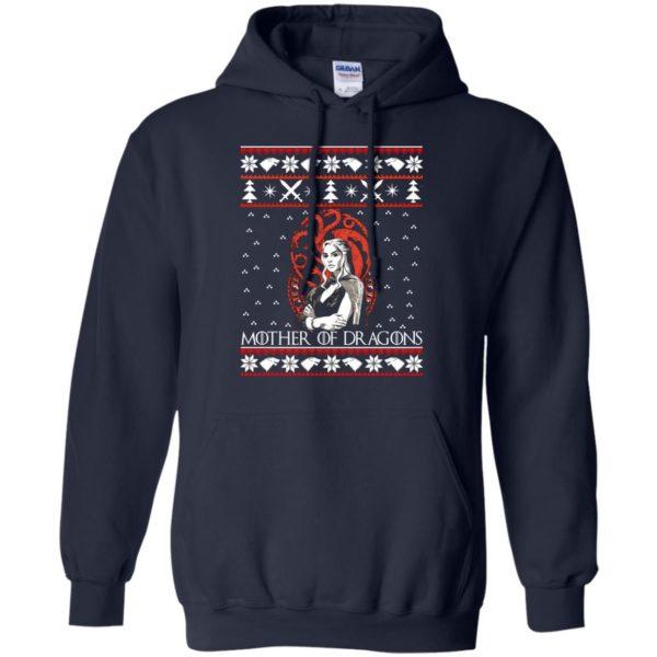 image 831 600x600 - Daenerys Targaryen: Mother of Dragons Christmas sweater, long sleeve