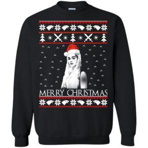 image 844 300x300 - Daenerys Targaryen: Merry Christmas ugly Sweatshirt, hoodie