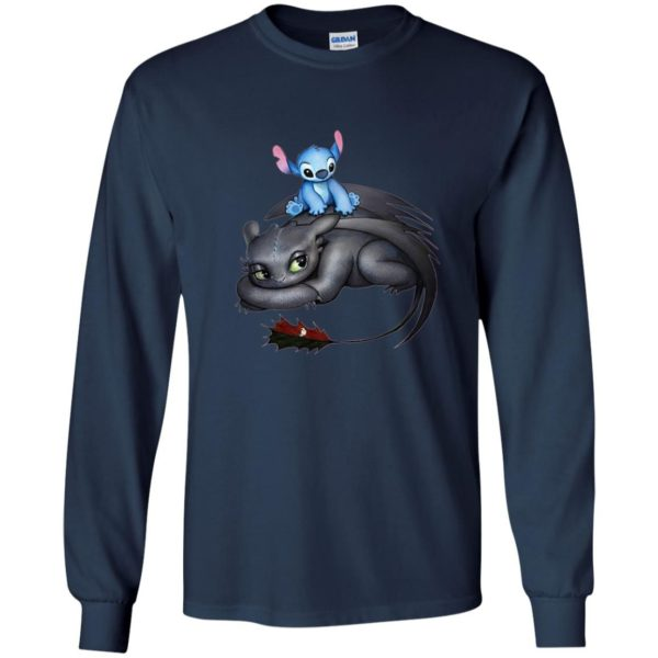 image 950 600x600 - Stitch and Toothless shirt, hoodie, tank