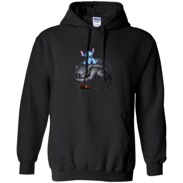 image 951 600x600 - Stitch and Toothless shirt, hoodie, tank
