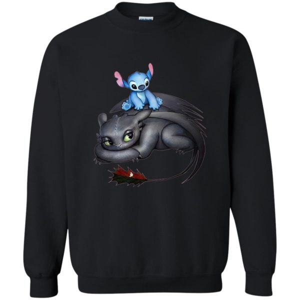 image 953 600x600 - Stitch and Toothless shirt, hoodie, tank