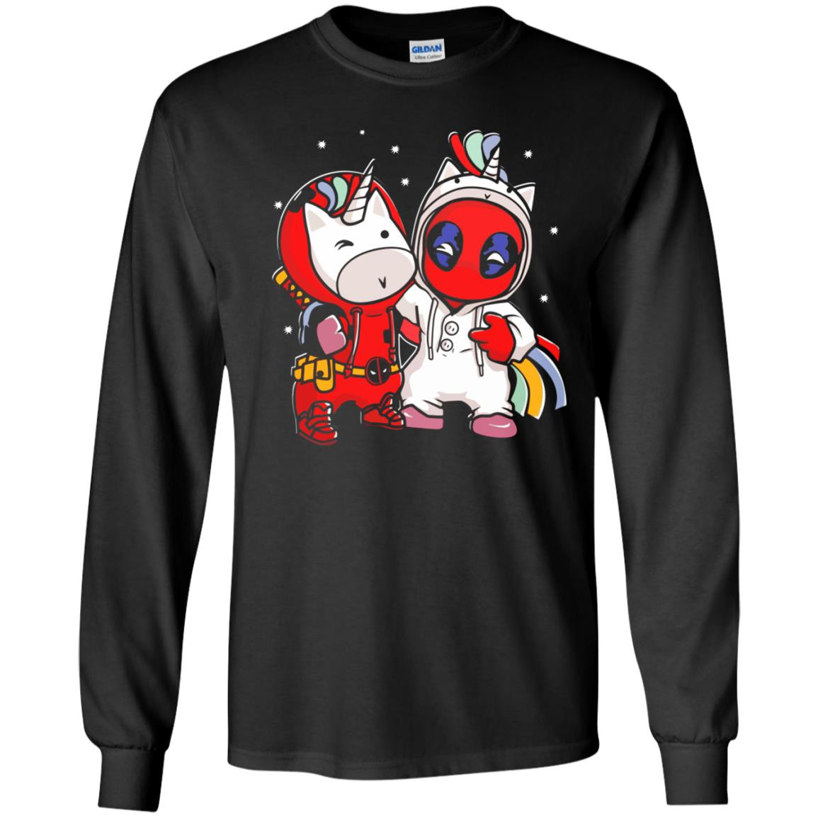 image 1003 - Deadpool swap Unicorn shirt, hoodie, sweater