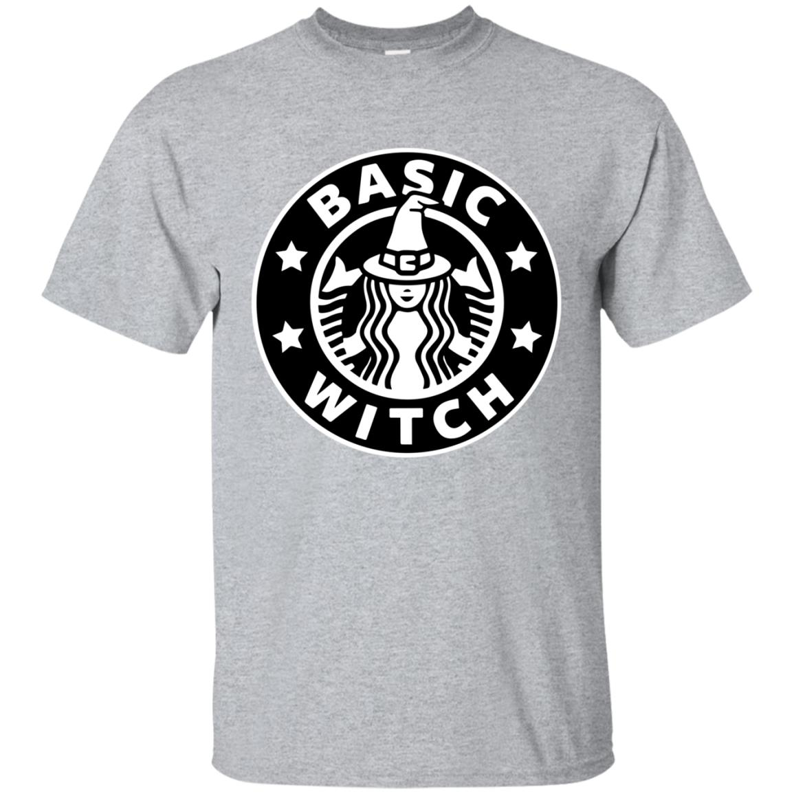 image 1013 - Basic Witch Shirt, Halloween Starbuck parody