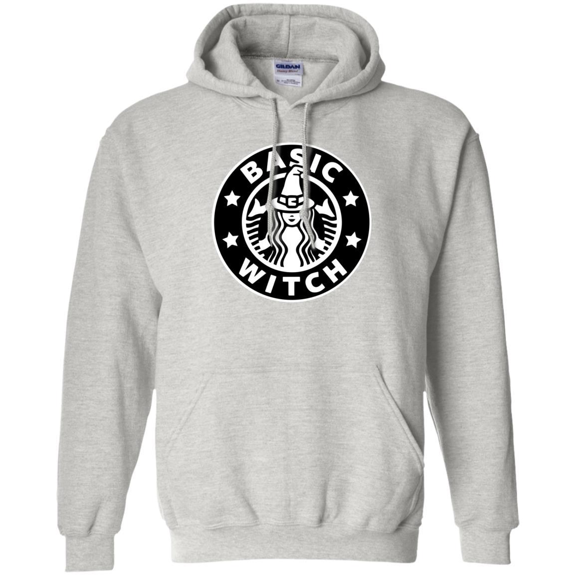 image 1018 - Basic Witch Shirt, Halloween Starbuck parody