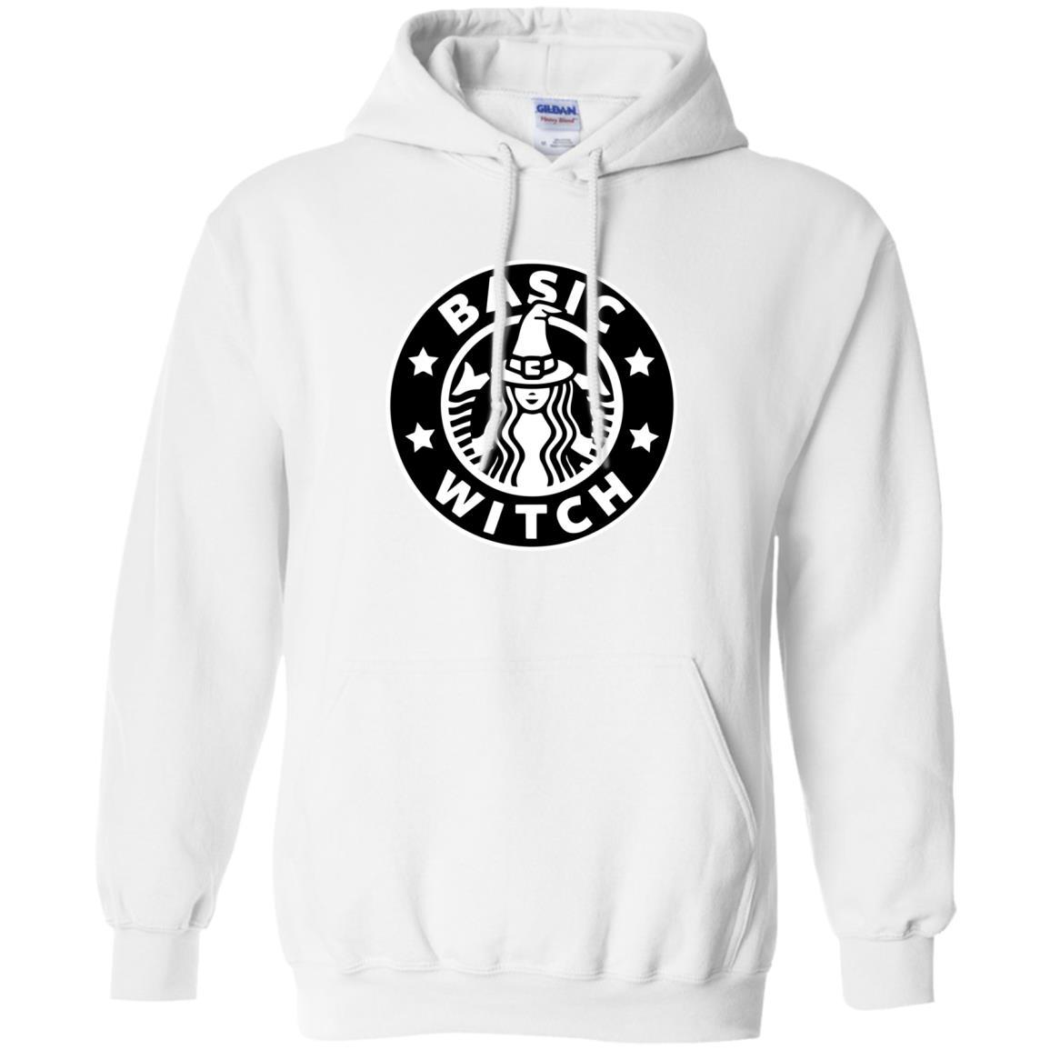 image 1019 - Basic Witch Shirt, Halloween Starbuck parody