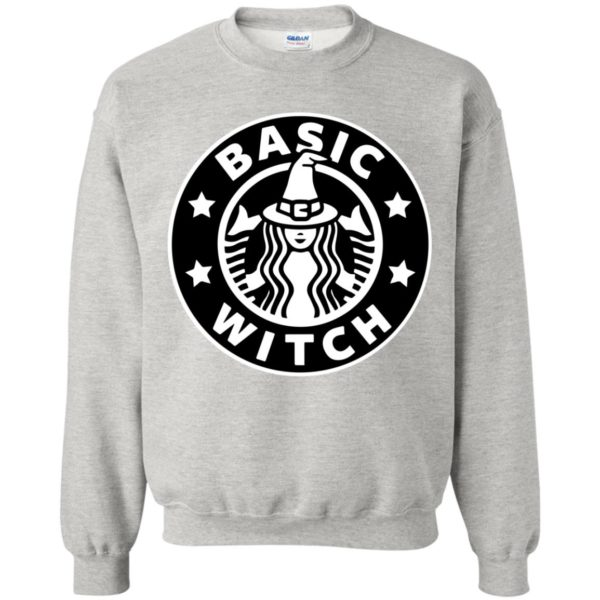 image 1020 600x600 - Basic Witch Shirt, Halloween Starbuck parody