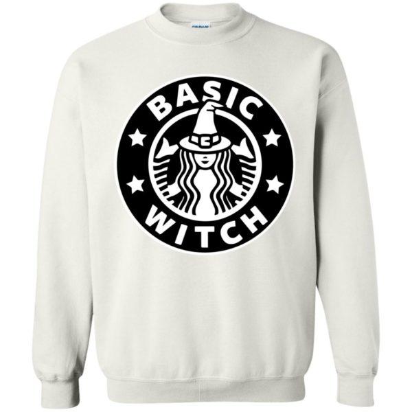 image 1021 600x600 - Basic Witch Shirt, Halloween Starbuck parody