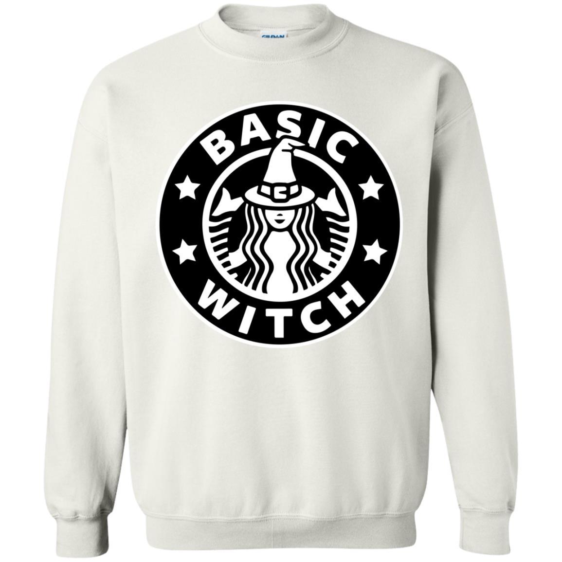 image 1021 - Basic Witch Shirt, Halloween Starbuck parody