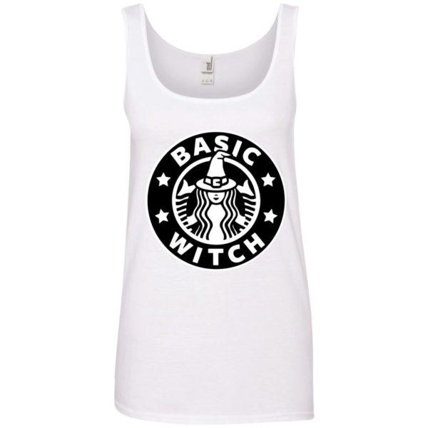 image 1023 600x600 - Basic Witch Shirt, Halloween Starbuck parody