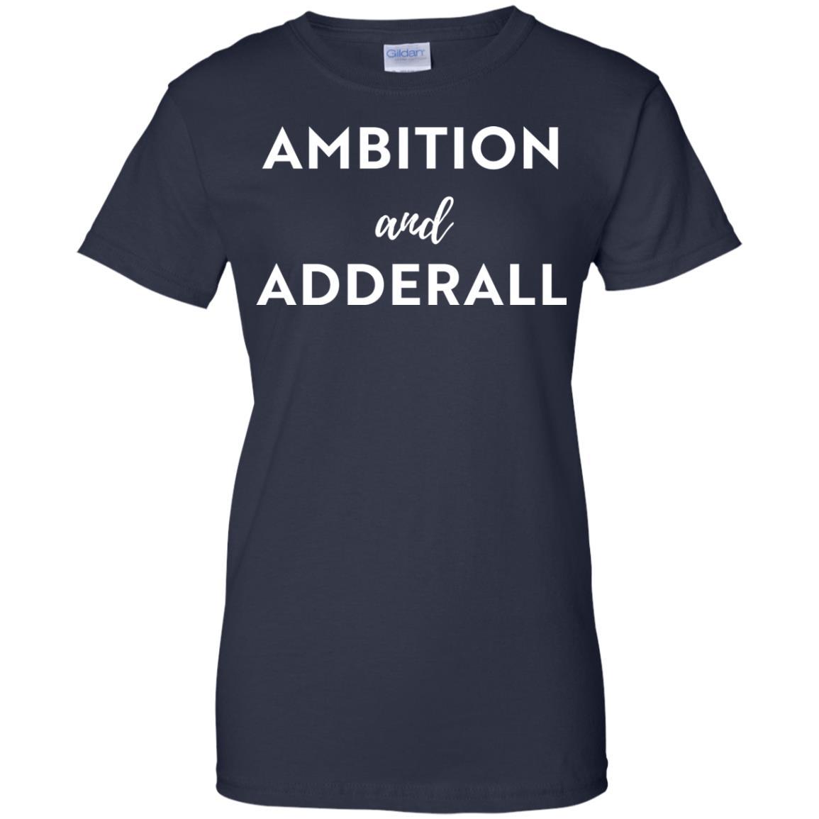 image 12 - Ambition and Adderall T-shirt, Sweatshirt