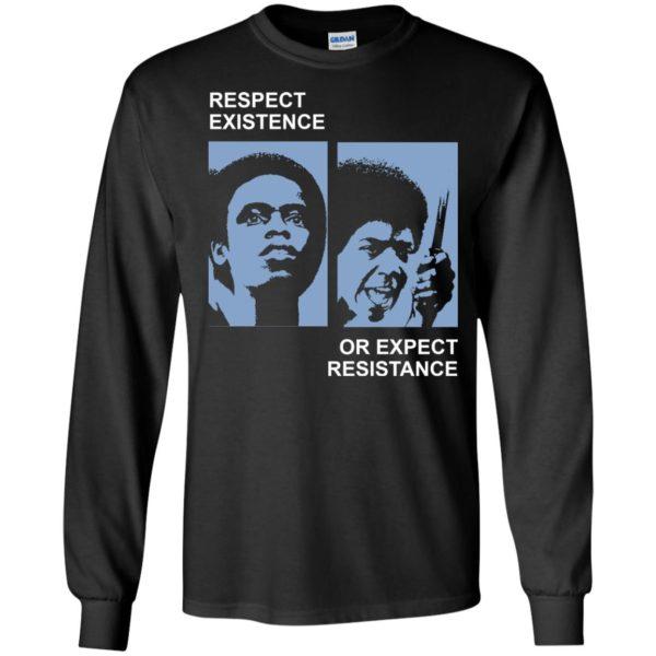 image 1209 600x600 - Yara Shahidi Respect Existence shirt
