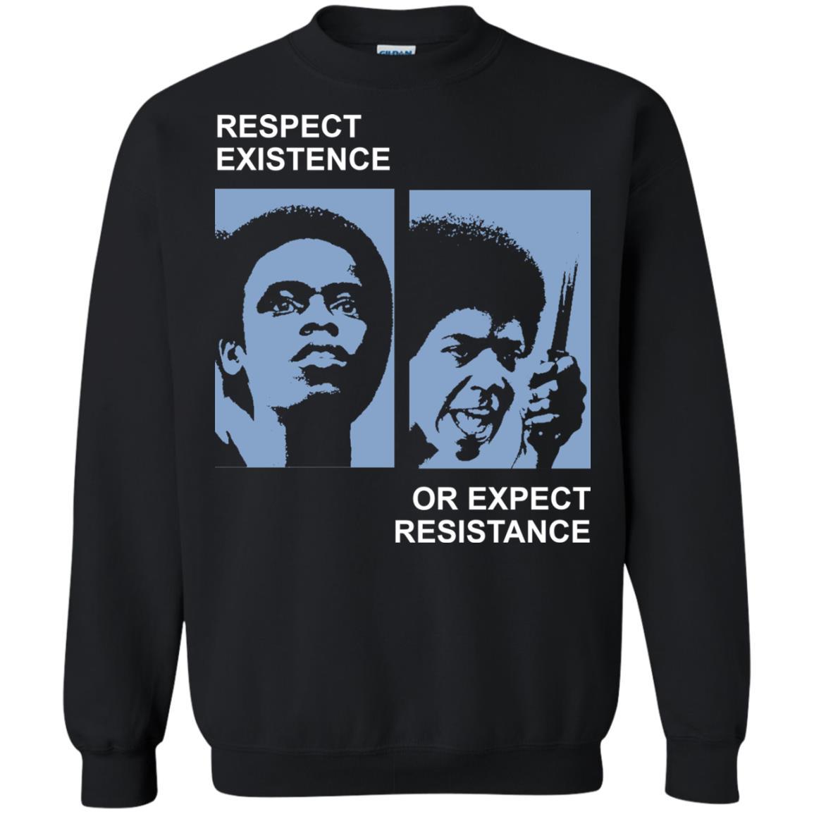 image 1213 - Yara Shahidi Respect Existence shirt