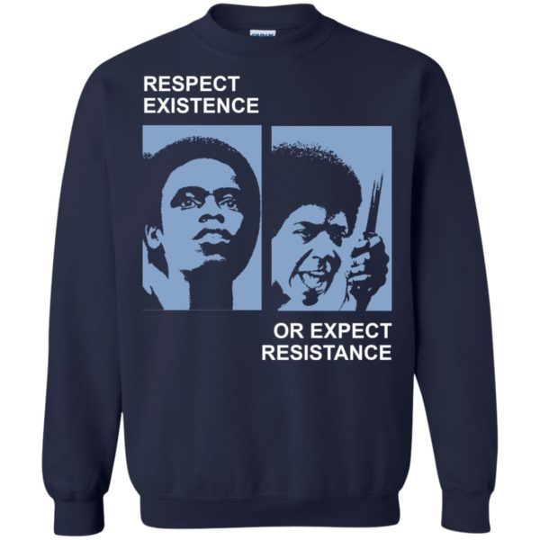 image 1214 600x600 - Yara Shahidi Respect Existence shirt