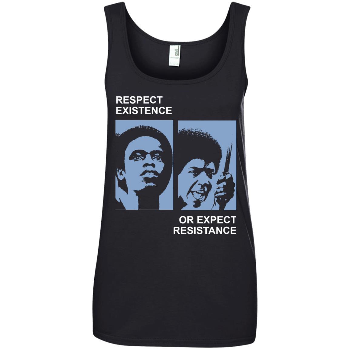 image 1215 - Yara Shahidi Respect Existence shirt