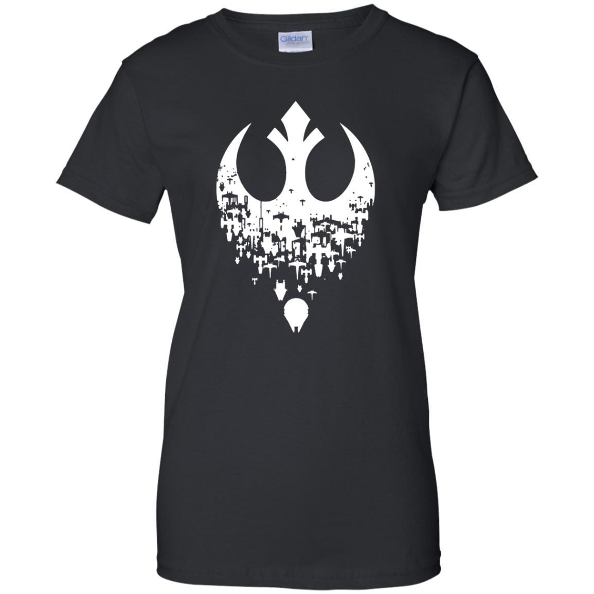 image 1509 - Star Wars Fractured Rebellion shirt, hoodie, tank