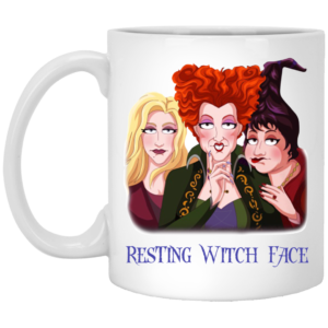 image 16 300x300 - Sanderson Sisters Resting Witch Face Hocus Pocus mug