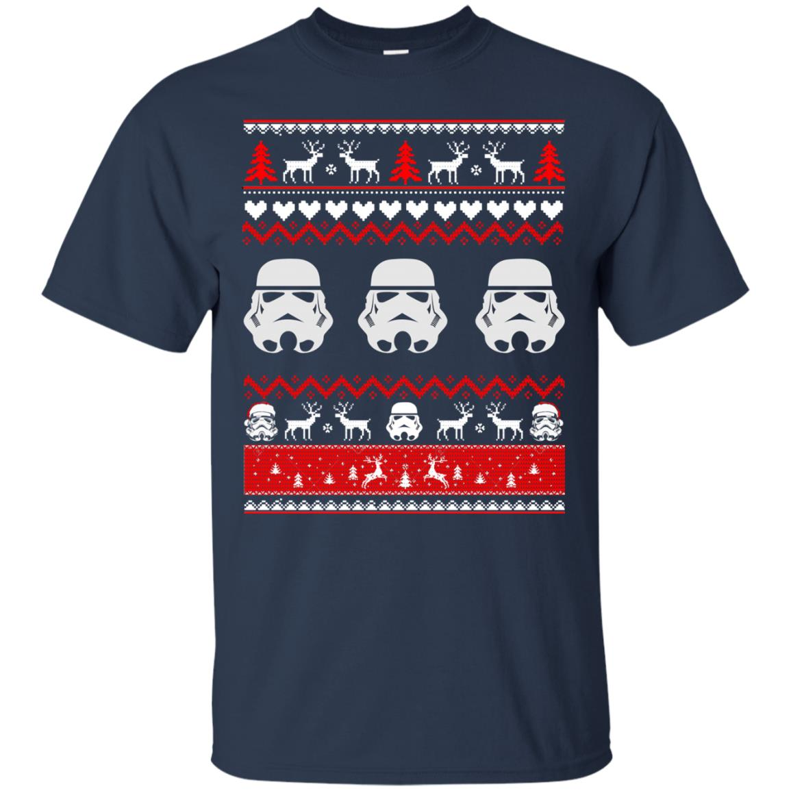 image 1723 - Stormtrooper Star Wars Ugly Christmas Sweatshirt, Shirt