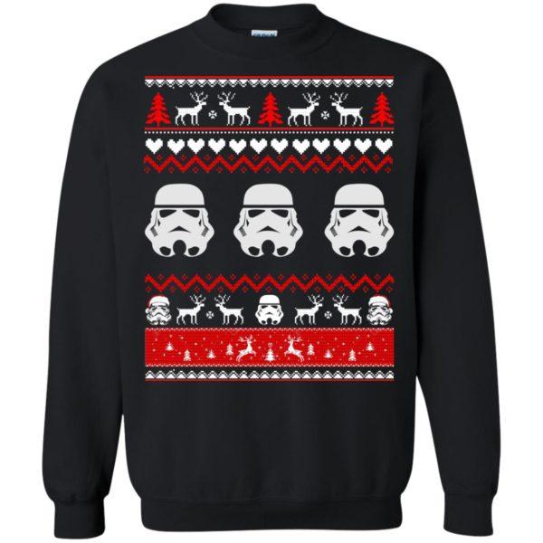 image 1728 600x600 - Stormtrooper Star Wars Ugly Christmas Sweatshirt, Shirt