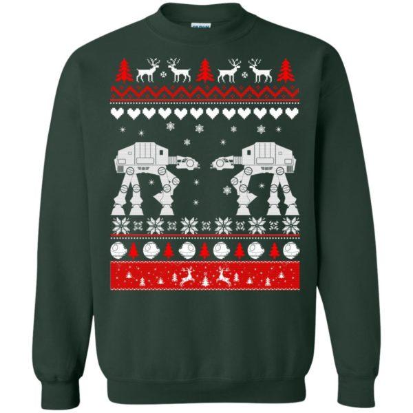 image 1743 600x600 - Star Wars AT AT Walker Christmas Sweatshirt, Hoodie