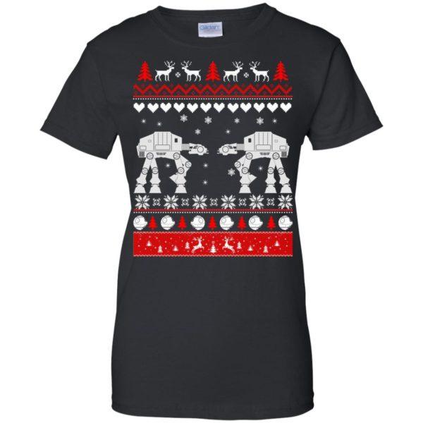 image 1745 600x600 - Star Wars AT AT Walker Christmas Sweatshirt, Hoodie