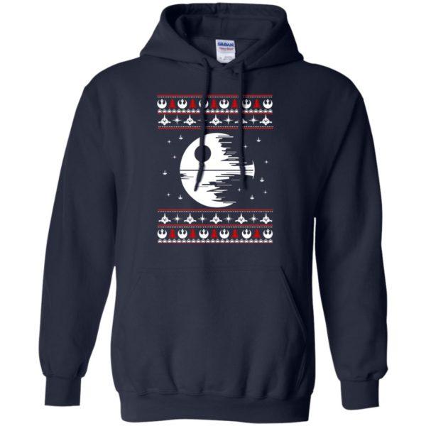 image 1775 600x600 - Star Wars Death Star Darth Vader Ugly Sweater, Shirt
