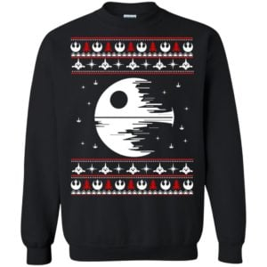 image 1776 300x300 - Star Wars Death Star Darth Vader Ugly Sweater, Shirt