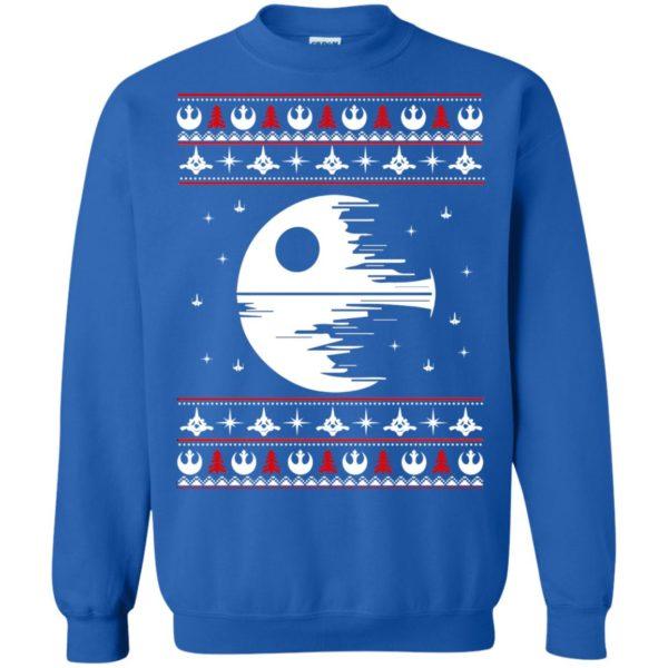 image 1780 600x600 - Star Wars Death Star Darth Vader Ugly Sweater, Shirt