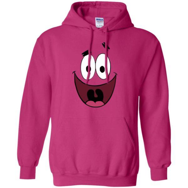 image 1797 600x600 - SpongeBob costume Patrick Star face shirt