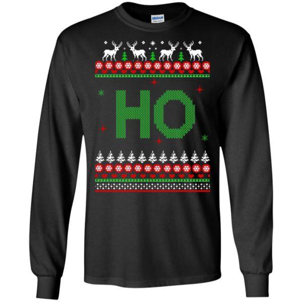 image 1821 600x600 - Santa Claus HO HO HO Christmas Sweater, Hoodie