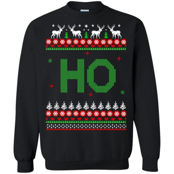image 1825 600x600 - Santa Claus HO HO HO Christmas Sweater, Hoodie