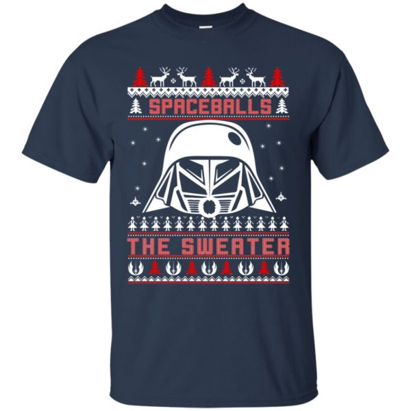 image 1868 600x600 - Spaceballs Darth Vader Christmas Sweater, Shirt