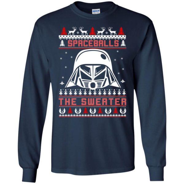 image 1870 600x600 - Spaceballs Darth Vader Christmas Sweater, Shirt