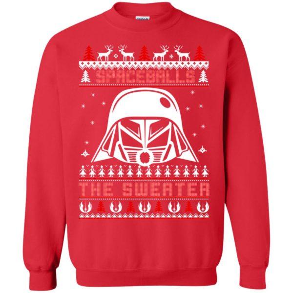 image 1875 600x600 - Spaceballs Darth Vader Christmas Sweater, Shirt