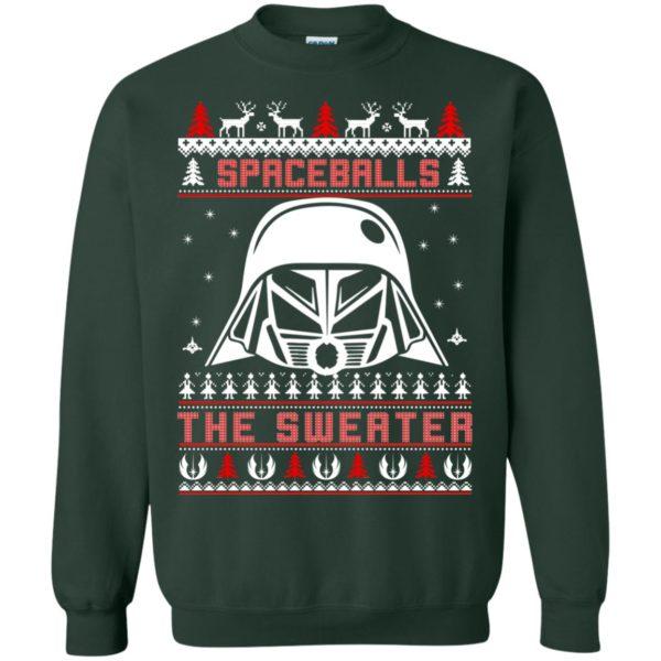 image 1876 600x600 - Spaceballs Darth Vader Christmas Sweater, Shirt