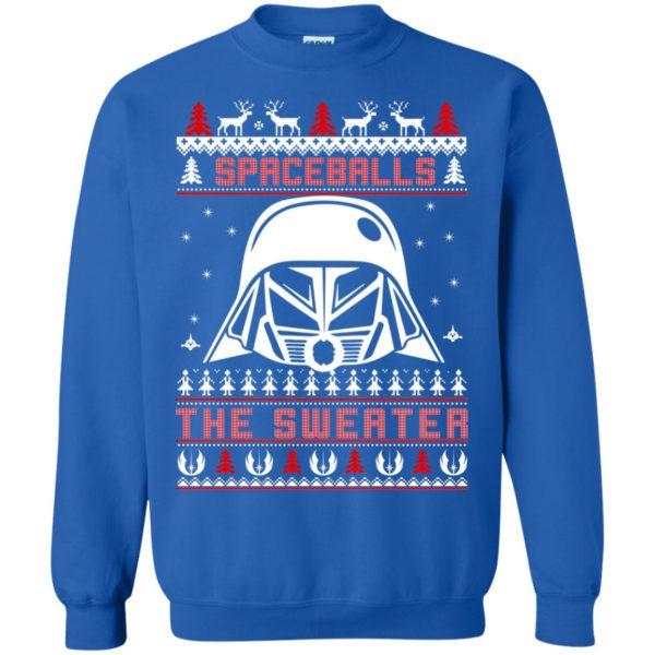 image 1877 600x600 - Spaceballs Darth Vader Christmas Sweater, Shirt
