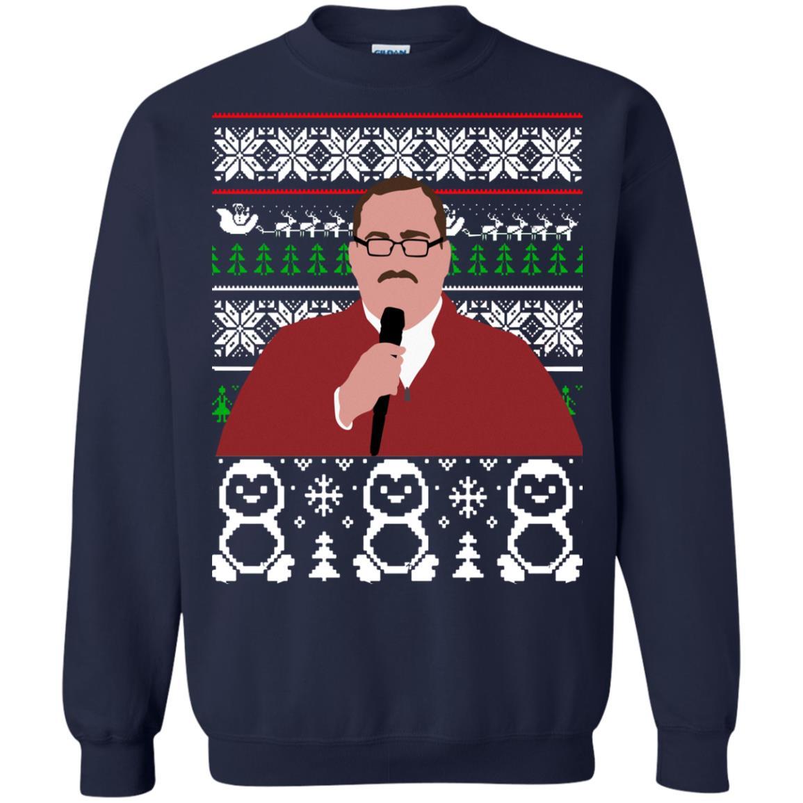 image 1886 - The Ken Bone Christmas Sweater, Hoodie