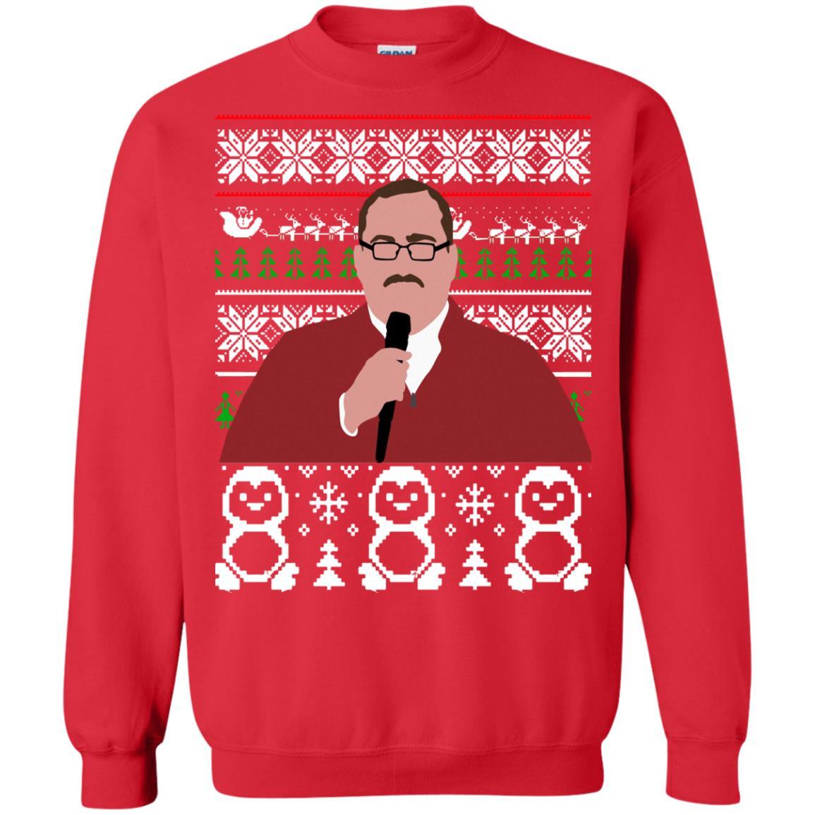 image 1887 - The Ken Bone Christmas Sweater, Hoodie