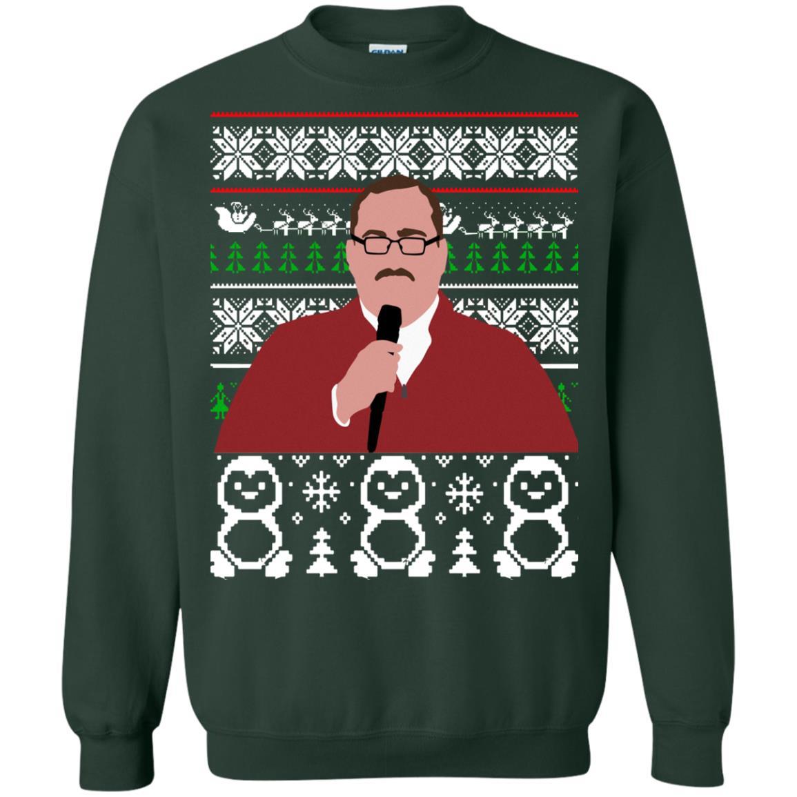 image 1888 - The Ken Bone Christmas Sweater, Hoodie