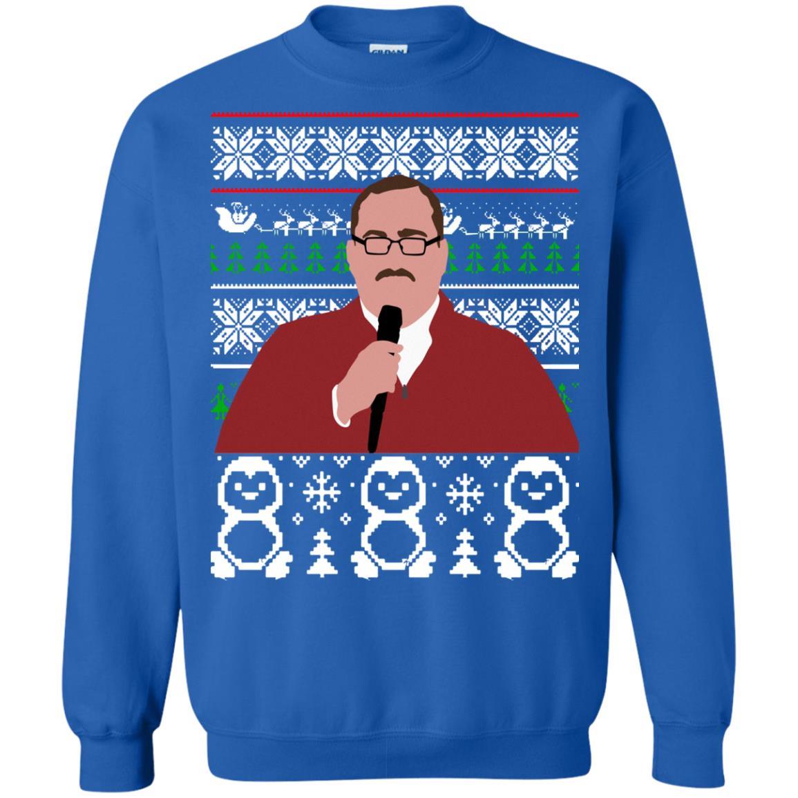 image 1889 - The Ken Bone Christmas Sweater, Hoodie
