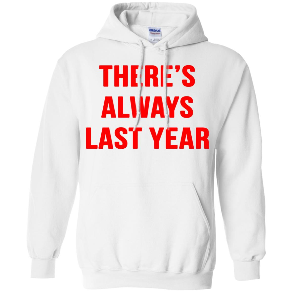 image 1920 - There's always last year t-shirt, long sleeve