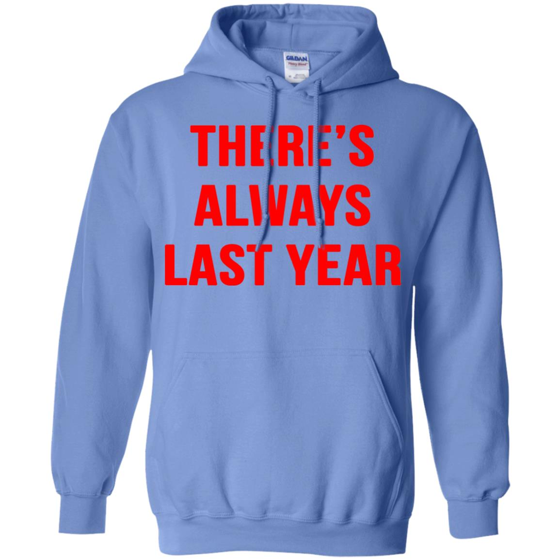 image 1921 - There's always last year t-shirt, long sleeve