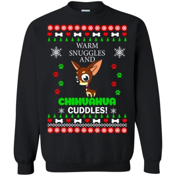 image 1957 600x600 - Warm snuggles and Chihuahua cuddles Christmas sweater