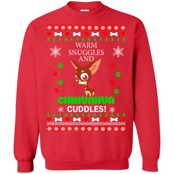 image 1959 600x600 - Warm snuggles and Chihuahua cuddles Christmas sweater