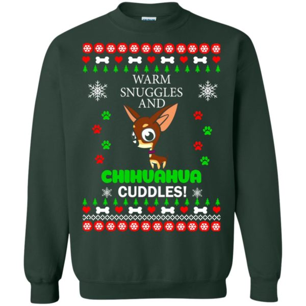 image 1960 600x600 - Warm snuggles and Chihuahua cuddles Christmas sweater