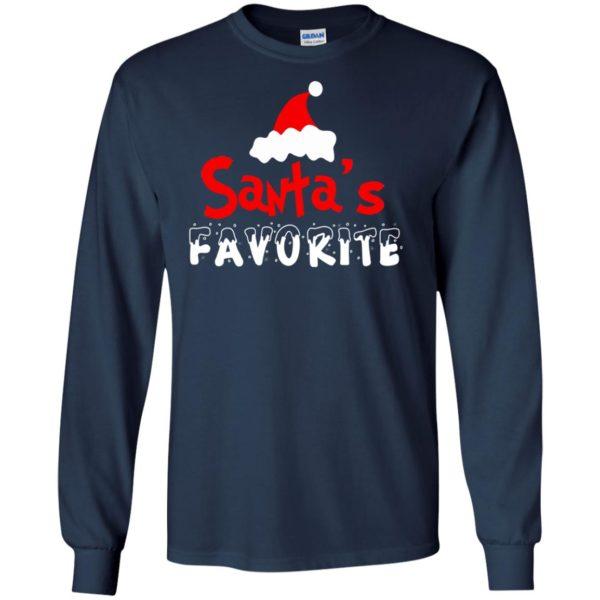 image 1988 600x600 - Santa is Favorite HO Sweater Christmas Sweatshirt
