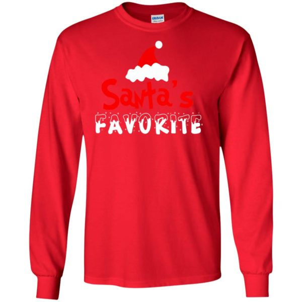 image 1989 600x600 - Santa is Favorite HO Sweater Christmas Sweatshirt