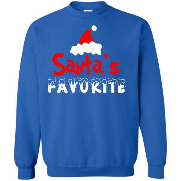 image 1997 600x600 - Santa is Favorite HO Sweater Christmas Sweatshirt