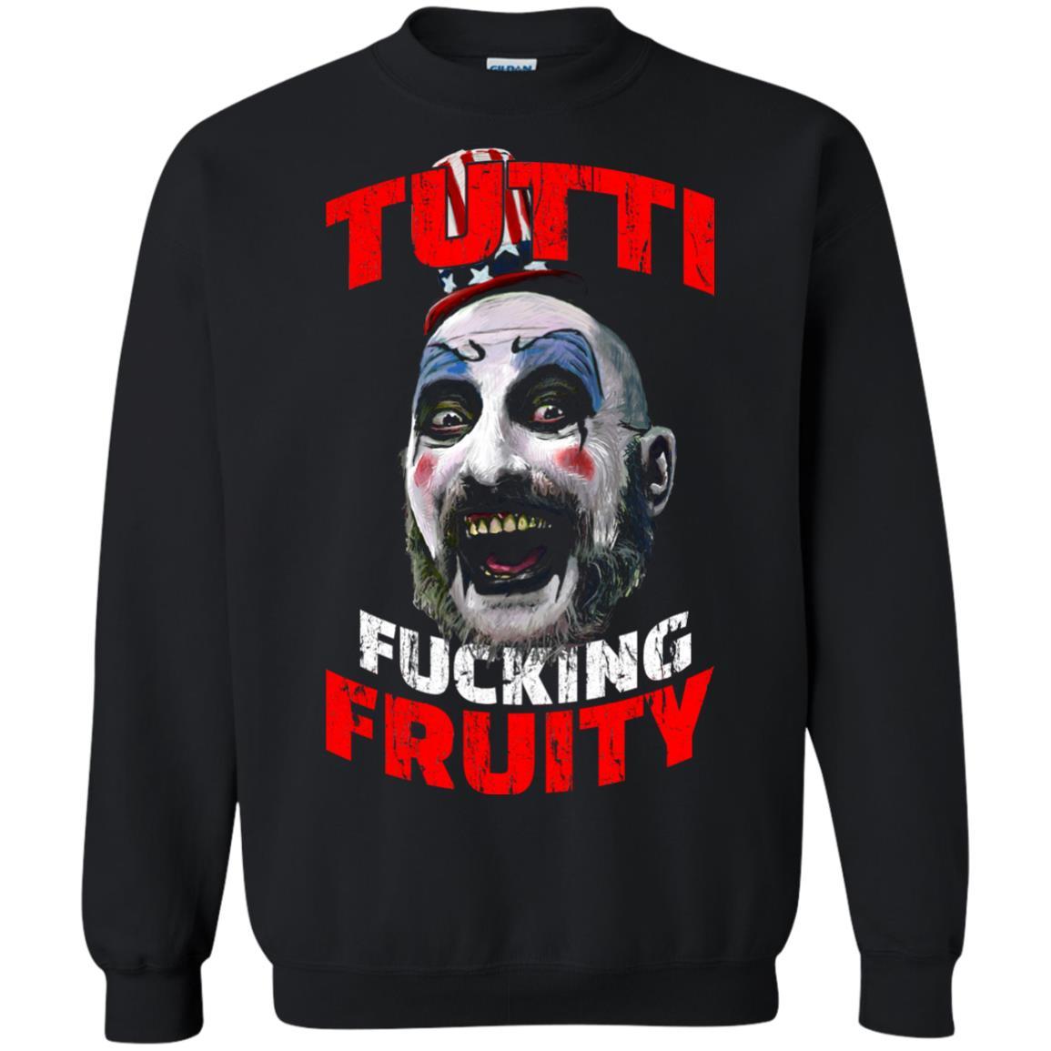 image 207 - Captain Spaulding: Tutti Fucking Fruity shirt, hoodie, tank