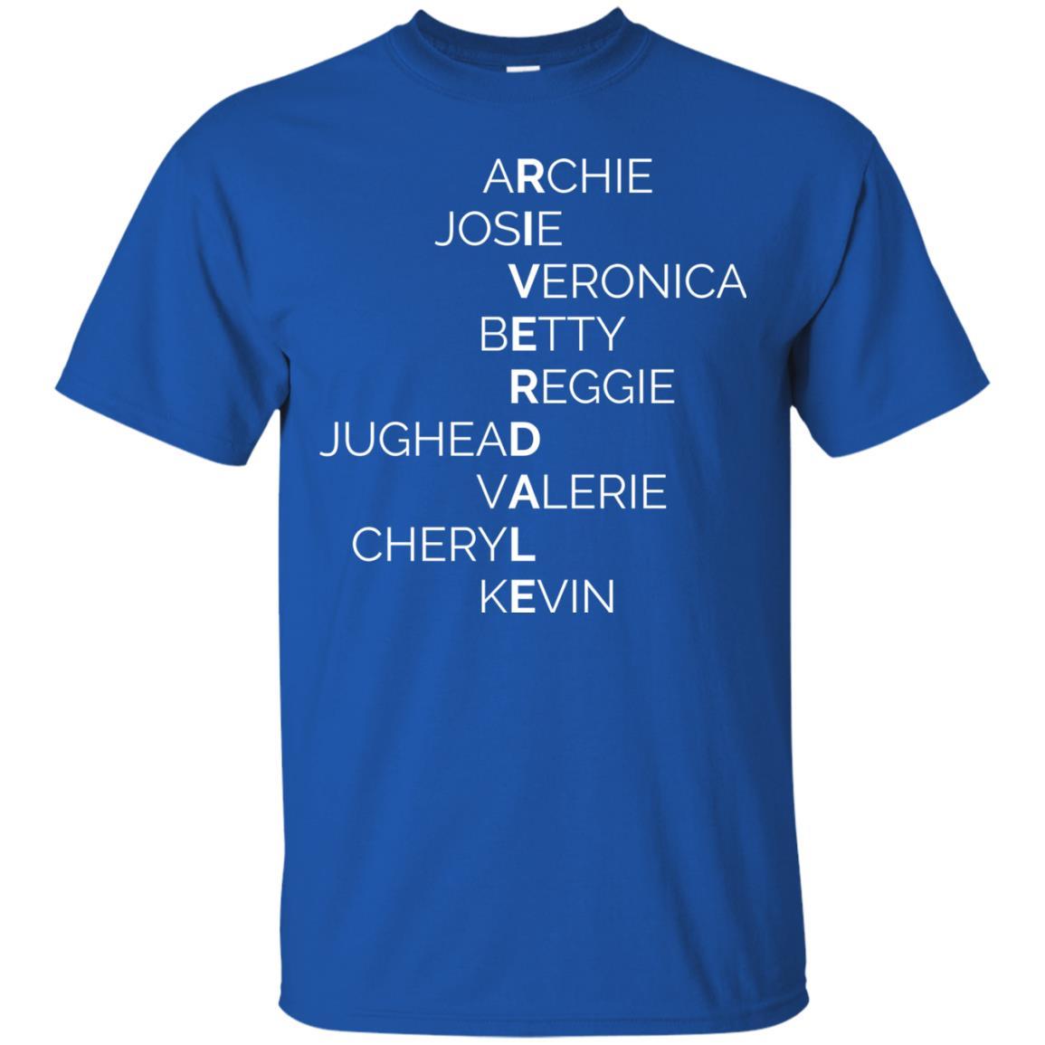image 2071 - Riverdale characters crossword shirt, sweatshirt